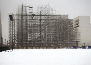 BERLIN, HIVER 2010