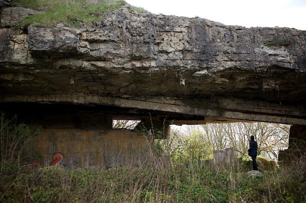 mur atlantique atlantic wall bunker haringzelles audinghen