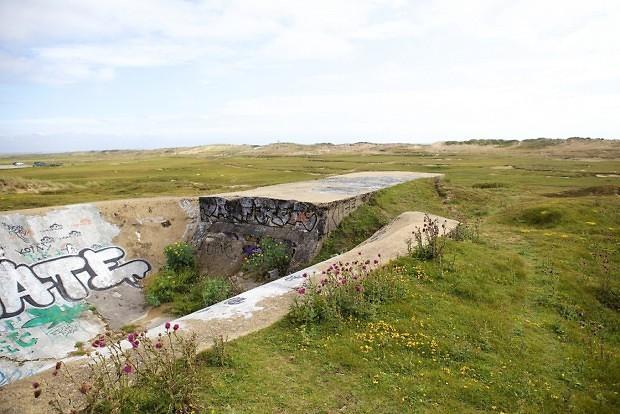Bunkers Plouharnel